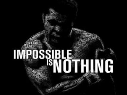 【マインド】「できない・無理・不可能」コレって自分で決めてない?