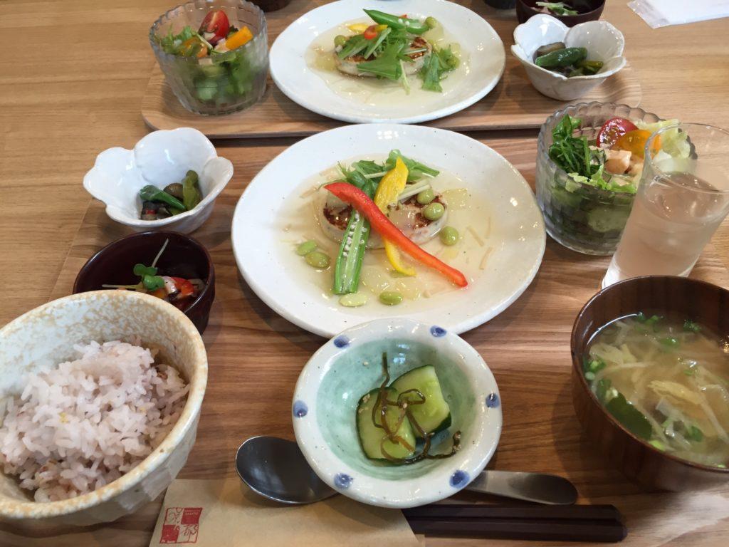 【Cafe】吉良町にある新鮮野菜にこだわったカフェに行ってきました