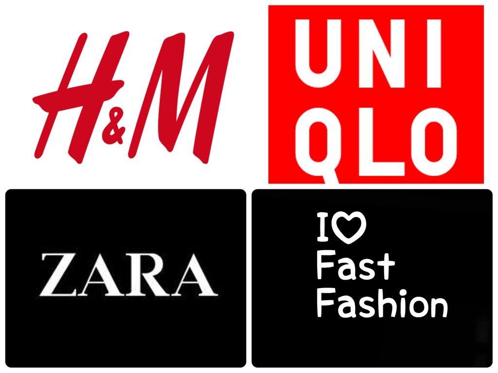 【ファッション】ZARA•H&M•UNIQLO!アイラブ♡ファストファッション!
