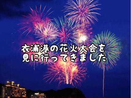 【夏本番】今年最初の花火大会へ行ってきました
