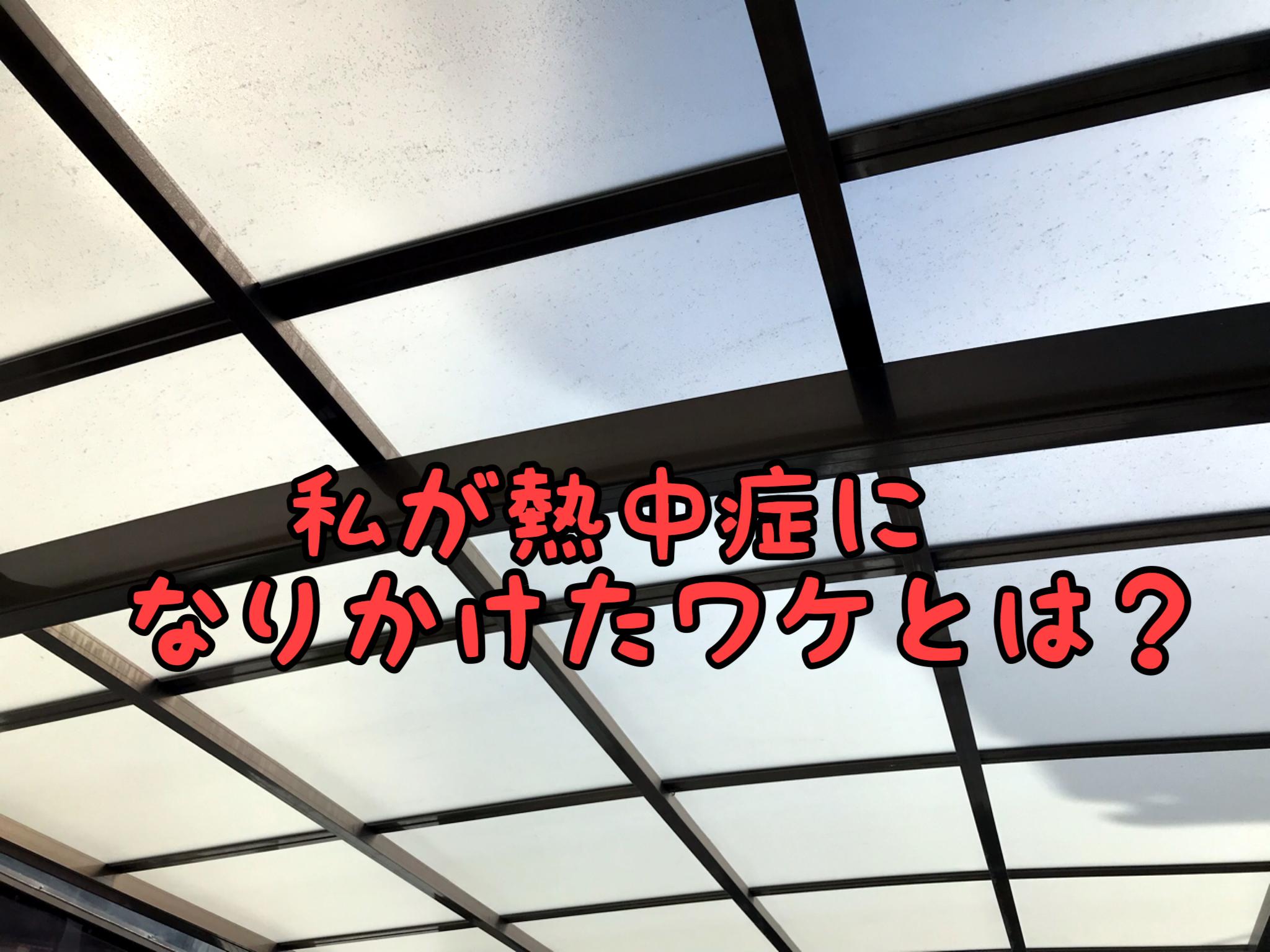 【奮闘】やればきっとできる!!自宅ガレージの屋根をDIYで外したワケとは