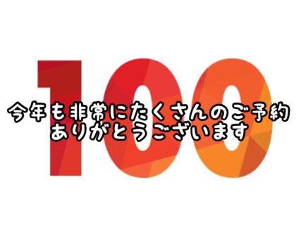 【キャンペーン】ケアアイテムウインターキャンペーンご予約が間も無く100名様になります