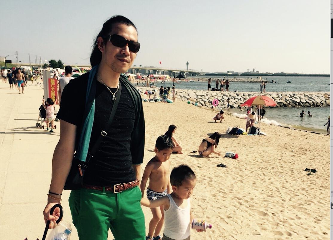 【海の日】コストコからのりんくうビーチへ