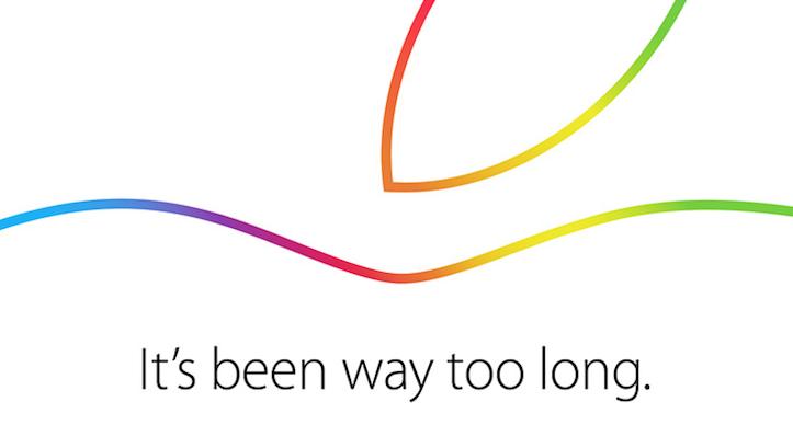 新製品ゾクゾク!Appleスペシャルイベントチェックしましたか!?